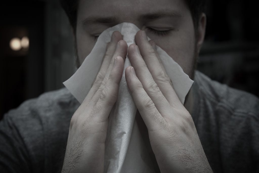 Home Allergies Can Occur